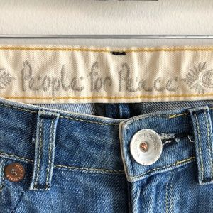 People for Peace Jeans - People for Peace Jeans